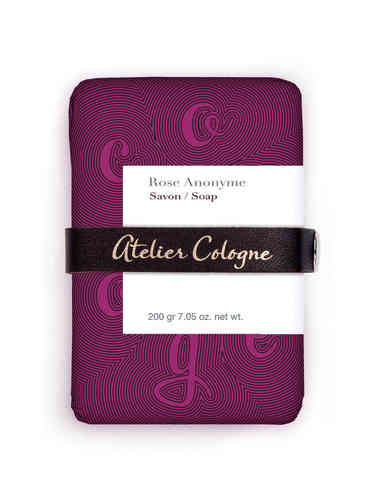 ATELIER COLOGNE: Rose Anonyme, Seife 200 g