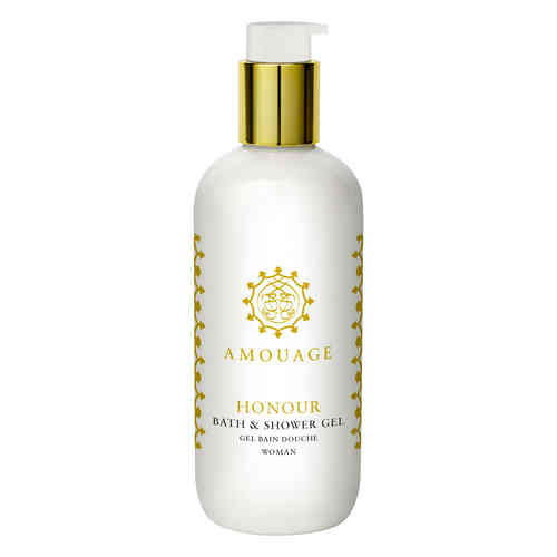 AMOUAGE: Honour Woman, Bath & Shower Gel 300 ml