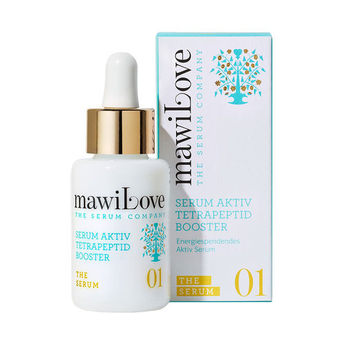 mawiLove: 01 Serum Aktiv Tetrapeptid Booster, 30 ml
