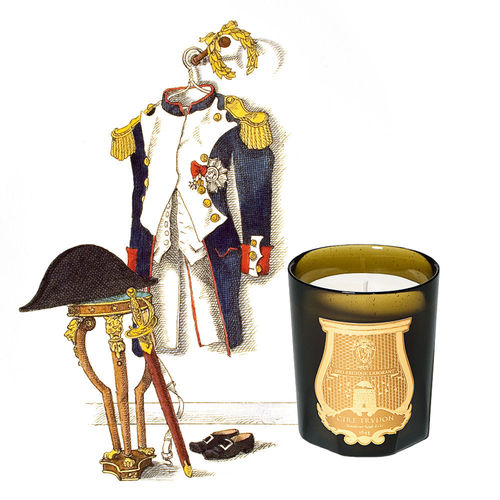 CIRE TRUDON: Empire, Classic Candle, Duftkerze 270 g