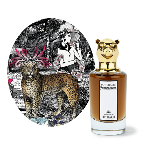 PENHALIGON'S: The Revenge of Lady Blanche, Eau de Parfum 75 ml