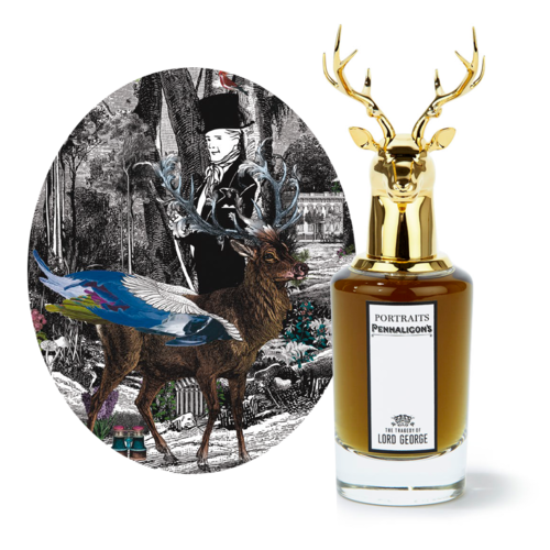 PENHALIGON'S: The Tragedy of Lord George, Eau de Parfum 75 ml