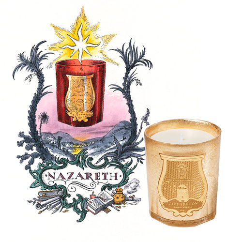 CIRE TRUDON: Nazareth, Christmas Classic Candle, Duftkerze 270 g