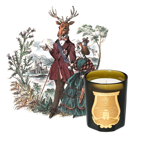 CIRE TRUDON: Balmoral, Classic Candle, Duftkerze 270 g