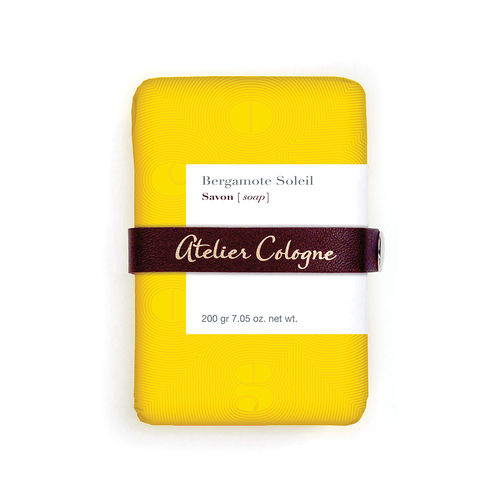 ATELIER COLOGNE: Bergamote Soleil, Seife 200 g